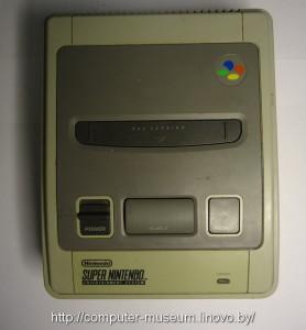 NINTENDO Game BOY Super Nintendo SNSP-001A (FRG)