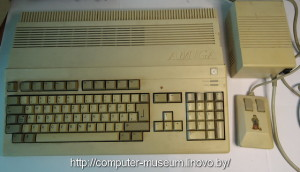 ПК Commodore Amiga A500