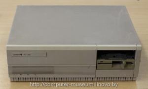ПЭВМ Soemtron PC286