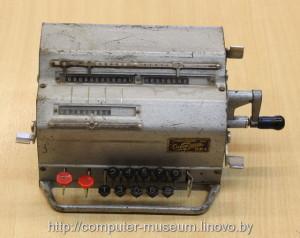 Десятиклавишная машина ВК-1