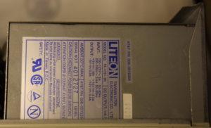 Блок питания LITEON PA-4151-9N