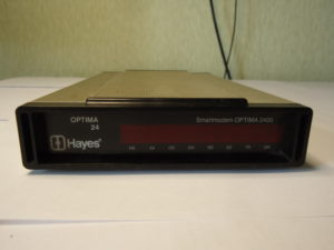 SMARTMODEM Optima 2400